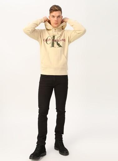 Calvin Klein Sweatshirt Krem